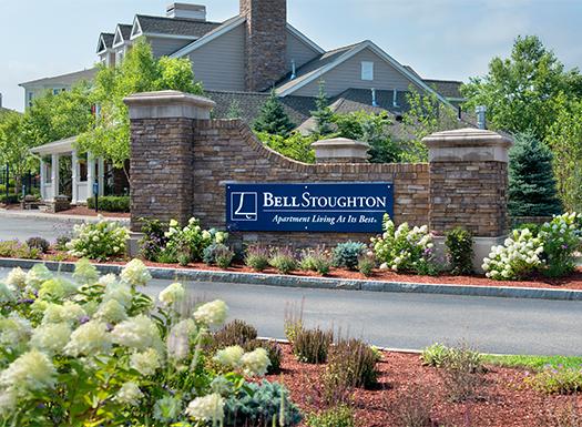 Bell Stoughton Entrance