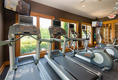 Bell Stoughton Fitness Center