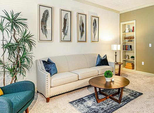 Bell Stoughton Living Room New